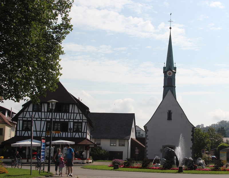 St Quirinius-Kapelle Unteruhldingen