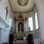 Apsis Altar Willerazhofen