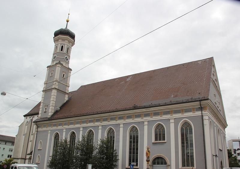 Dreifaltigkeitskirche Ulm