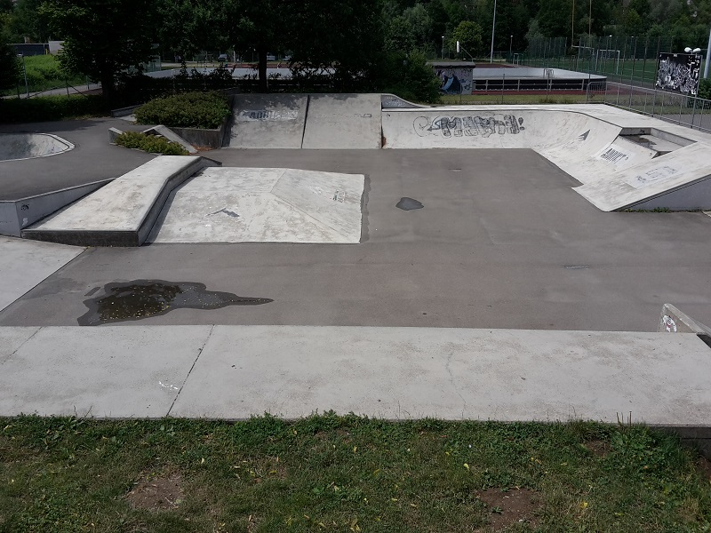 Emerica-Skatepark in Ravensburg