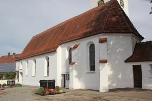 Gotische Kirche Heilig Kreuz Allmannsweiler