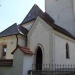 Gotischer Eingang Willerazhofen