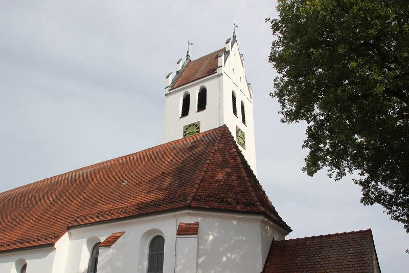 Kirche Heilig Kreuz Allmannsweiler
