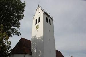 Kirchturm Heilig Kreuz Allmannsweiler
