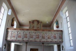 Orgel Willerazhofen