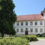 Seitengebaeude Schloss Bad Wurzach