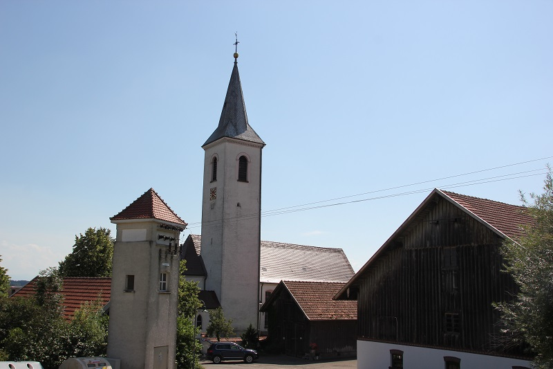 St Margarete Willerazhofen