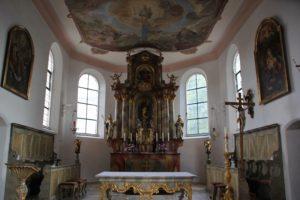 Altar Apsis Michelwinnaden