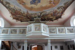 Orgel Michelwinnaden