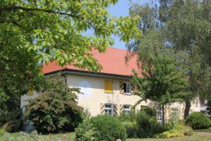 Sonnenuhr Schloss Neutrauchburg