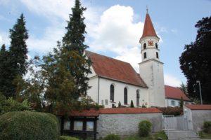 St Johannes Evangelist Kirche Michelwinnaden