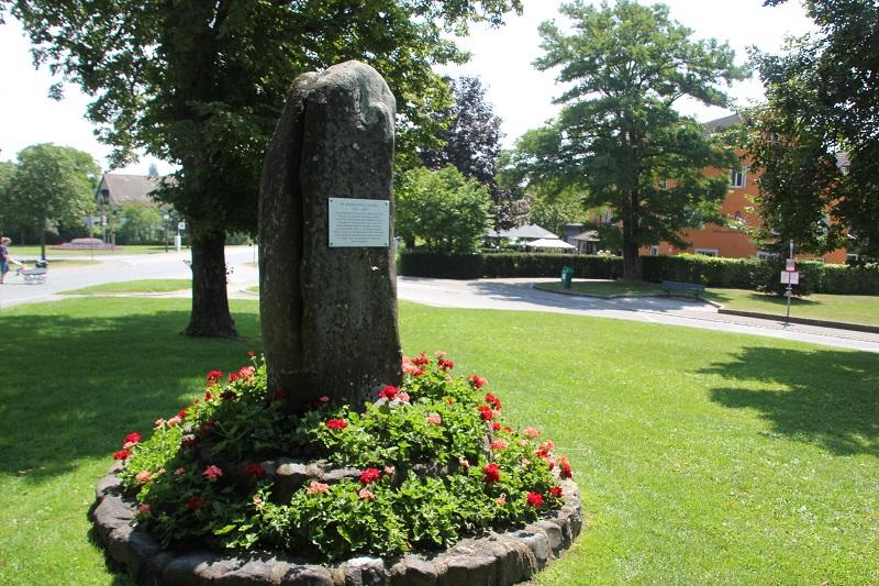 Denkmal Friedrich von Behr