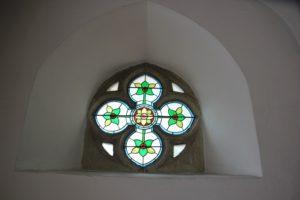 Kirchenfenster St Ulrich Alberweiler