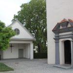 Kirchhof St Ulrich Alberweiler Schemmenhofen