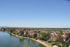 Langenargen Ufer Bodensee