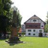 Linde Ergat Kriegsdenkmal Reichenau