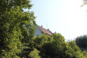 Schloss Achberg auf Berg