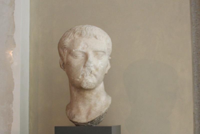 Tiberius Portrait
