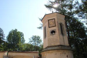 Turmuhr Schloss Achberg