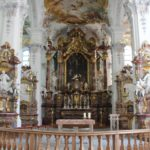 Altar Kirche St Georg Jakobus Isny