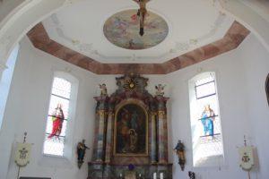 Apsis St Johannes Baptiste Duernau