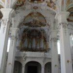 Barocke Orgel Kirche St Georg Jakobus Isny