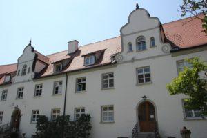 Barockes Schloss Isny