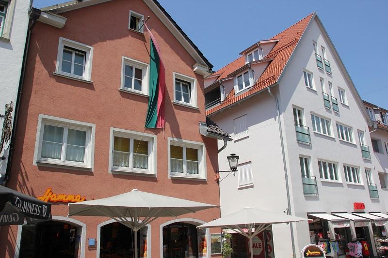 Burgstelle Isny Wohnturm