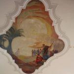 Deckengemaelder St Johannes Baptiste Duernau