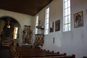 Kanzel Kirche Ludwigshafen