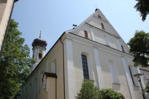 Kirche St Georg in Isny