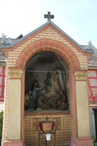 Relief St Johannes Baptiste Duernau