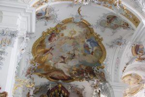 Rokoko Stuck Kirche St Georg Jakobus Isny