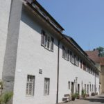 Schloss Isny Rueckseite
