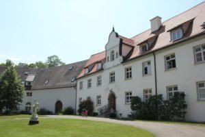 Schlosshof Isny