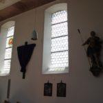 Seitenwand St Johannes Baptiste Duernau