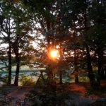 Sonnenuntergang Tannenbuehl