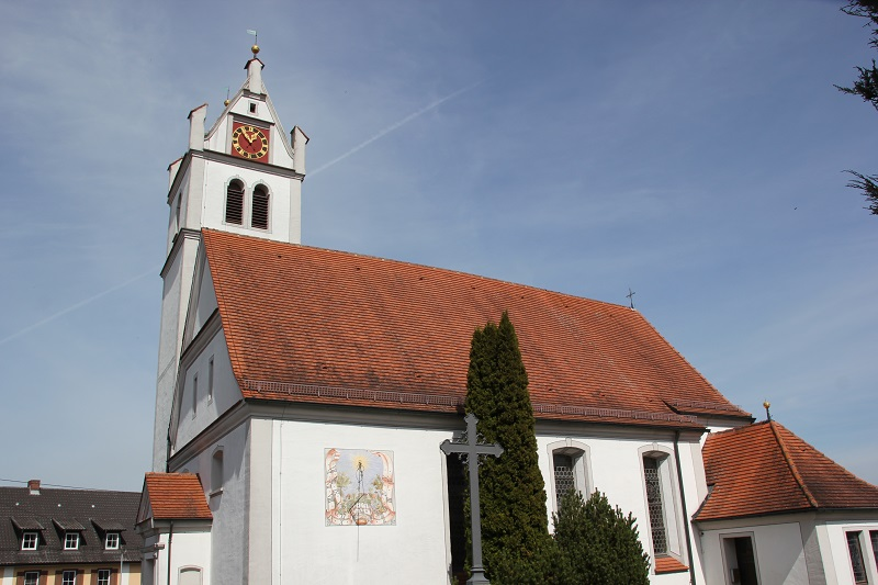 St Johannes Baptiste Duernau