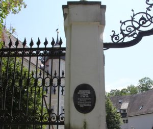 Tor Schloss Isny