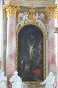 Altarbild Kloster Wiblingen