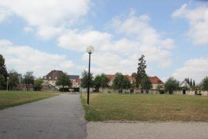 Barocker Lustgarten Kloster Wiblingen