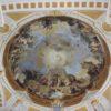 Barockes Deckenbildnis Kloster Wiblingen