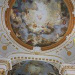 Deckenbilder Kirche Kloster Wiblingen