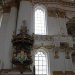 Kanzel Gebote Kloster Wiblingen