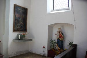 Maria Bildnis St Georgskapelle Tettnang