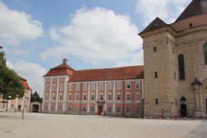 Museum und Bibliothekssaal Kloster Wiblingen