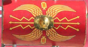 Roemisches Schutzschild