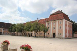 Seitengebaeude Kloster Wiblingen