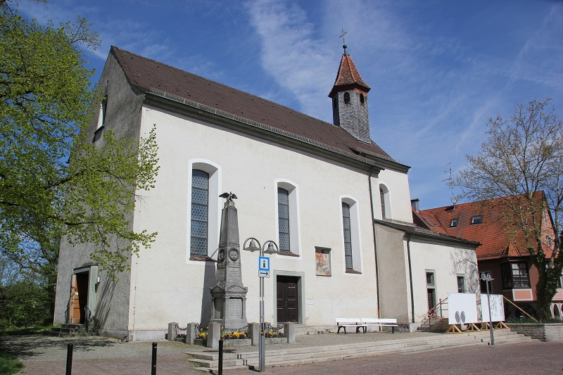 St Georgskapelle Tettnang