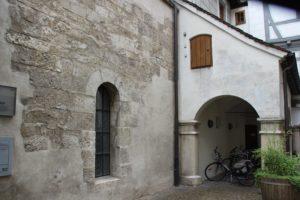 Steinhaus Ulm Romanisches Haus